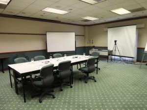 focus group participant area